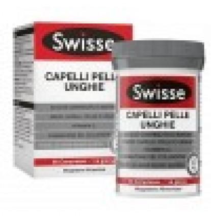 SWISSE CAPELLI PELLE UNG 60CPR