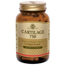 CARTILAGE 750 90 CPS SOLGAR