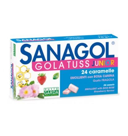 SANAGOL GOLA TUSS J FRAG 24CAR