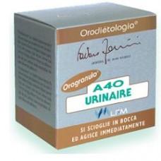 A40 URINAIRE OROGRANULI 16G