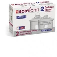 BODYFORM CARTUCCE 2PZ F2P