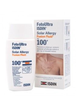 FOTOULTRA SOLAR ALLERGY FUSION FLUID 100+ 50 ML