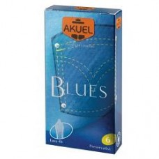 AKUEL BY MANIX BLUES B 6PZ
