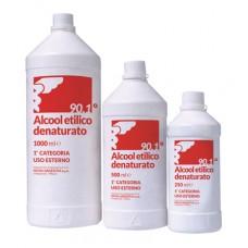 ALCOOL ETILICO DEN 90,1% 500ML