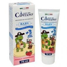 PASTA CAPITANO DENT BABY FR 75