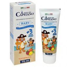 PASTA CAPITANO DENT BABY TFRU