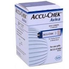 ACCU-CHEK AVIVA 50STR