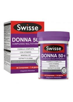 SWISSE MULTIVITAMINICO DONNA50+ 30CPR
