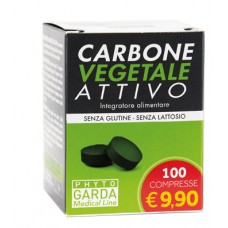 CARBONE VEGETALE PG 100CPR