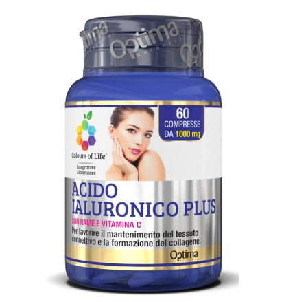 ACIDO IALURONICO PLUS 60CPR