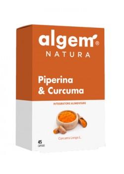 PIPERINA&CURCUMA 45CPS