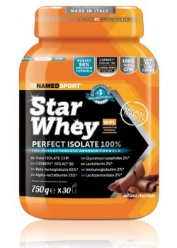 STAR WHEY SUBLIME CHOCOLATE