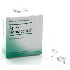 APIS HOMAC 10F 1,1ML HEEL