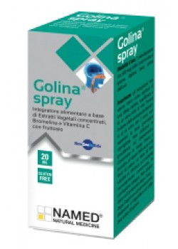 GOLINA SPRAY ORALE 20ML