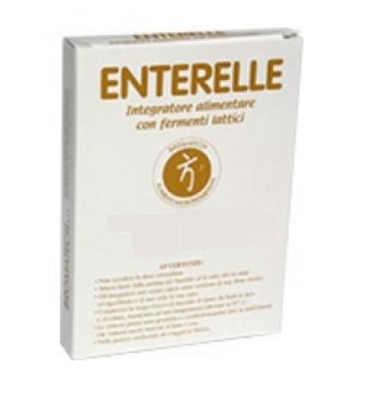 ENTERELLE CONFEZIONE DOPPIA 24 CAPSULE