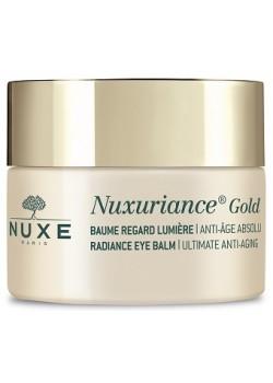 NUXE NUXURIANCE GOLD BAUME REGARD LUMIERE