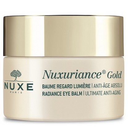 NUXE NUXURIANCE GOLD BAUME REGARD LUMIERE