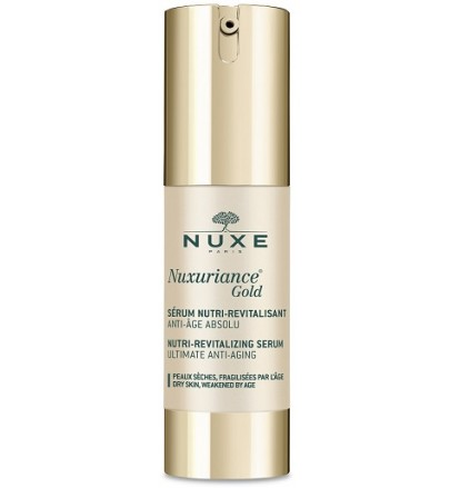 NUXE NUXURIANCE GOLD SERUM NUT