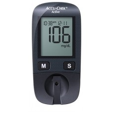 ACCU-CHEK ACTIVE MG/DL KIT INF