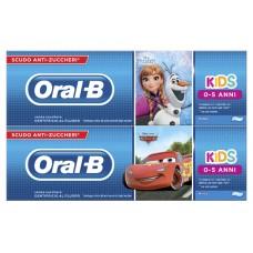 ORALB DENTIF KIDS FROZ&CAR 0-5