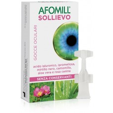 AFOMILL SOLLIEVO GTT OCCHI 10F