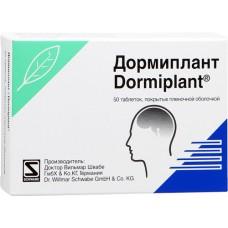 DORMIPLANT*50CPR RIV160MG+80MG