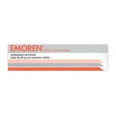 EMOREN*RETT CREMA 20G 0,25%