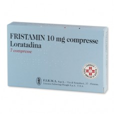 FRISTAMIN*7CPR 10MG