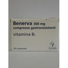 BENERVA*20CPR 300MG